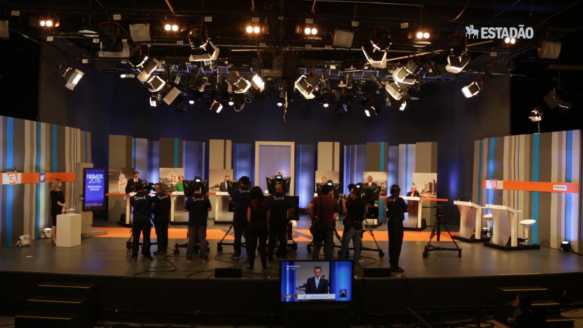 Os bastidores do debate da TV Gazeta, Estadão e Twitter
