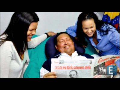 Retorno pode significar que Chávez se recupera ou prepara sucessão