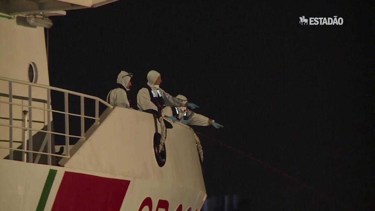 Capitão provocou tragédia no Mediterrâneo