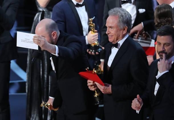 Oscar errado