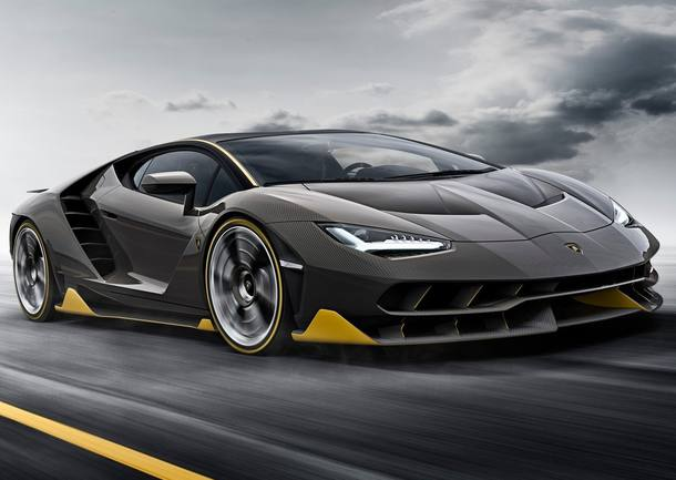 Os 20 carros mais caros do mundo