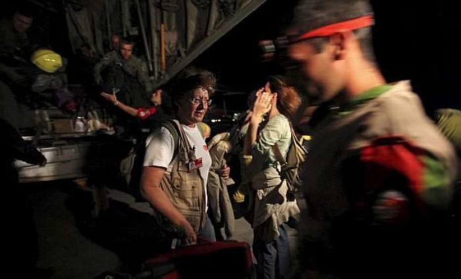 Missão humanitária enviada por Portugal chega ao Haiti