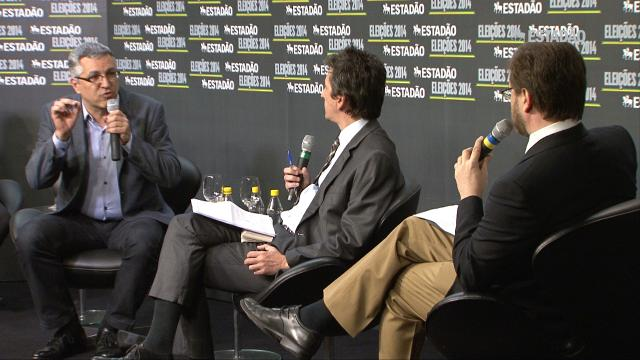 "Padilha: ""Alckmin faz uso político da crise da água"""