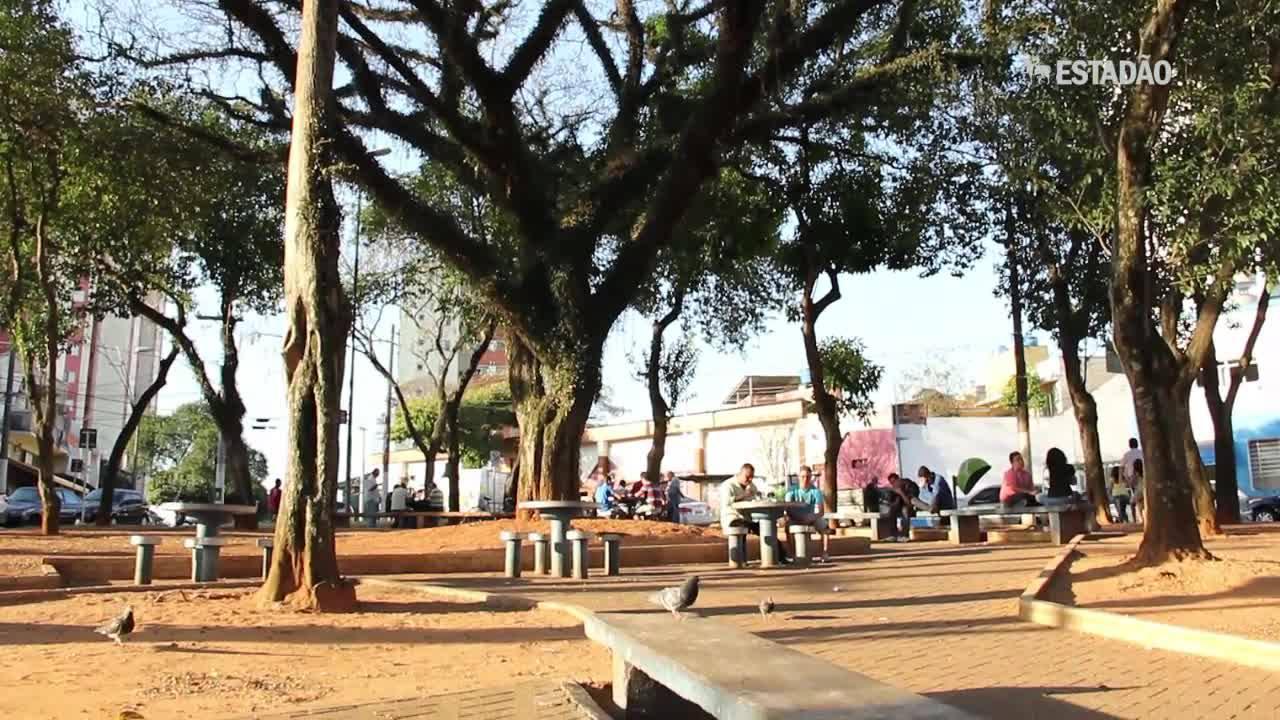 Vila Matilde: Nos trilhos do café