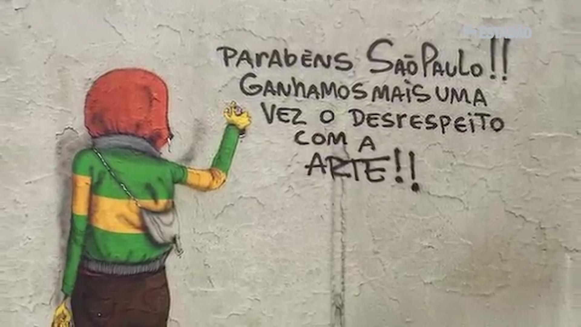 Grafite x Prefeitura