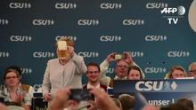 Merkel: Europa não pode contar só com EUA e Reino Unido