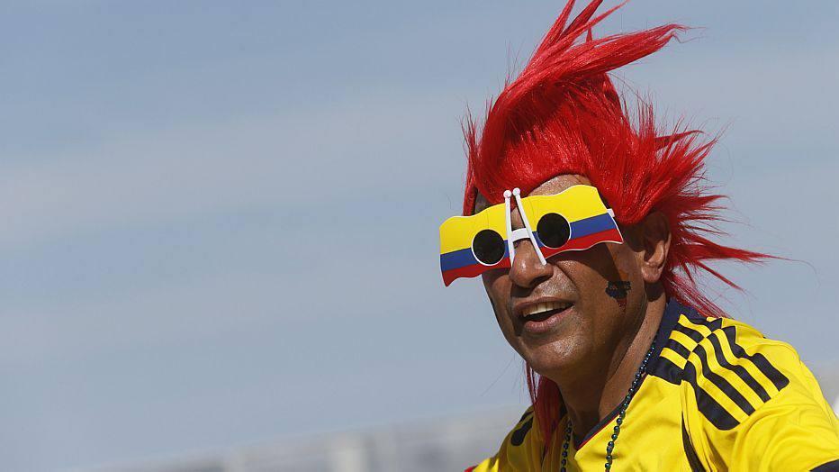 Colômbia e Grécia abrem neste sábado o terceiro dia de jogos da Copa do Mundo 2014