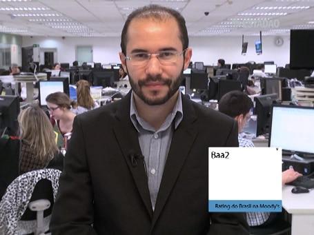Top News: Moody's rebaixa perspectiva do Brasil para negativa