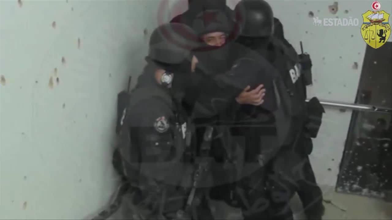 Governo da Tunísia divulga vídeo de ataque à museu