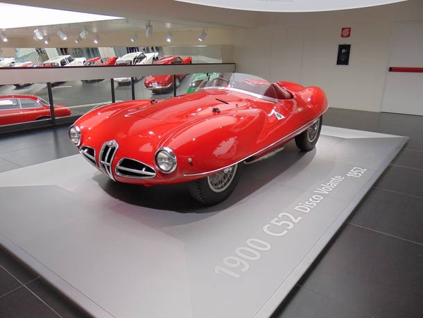 Museu da Alfa Romeo