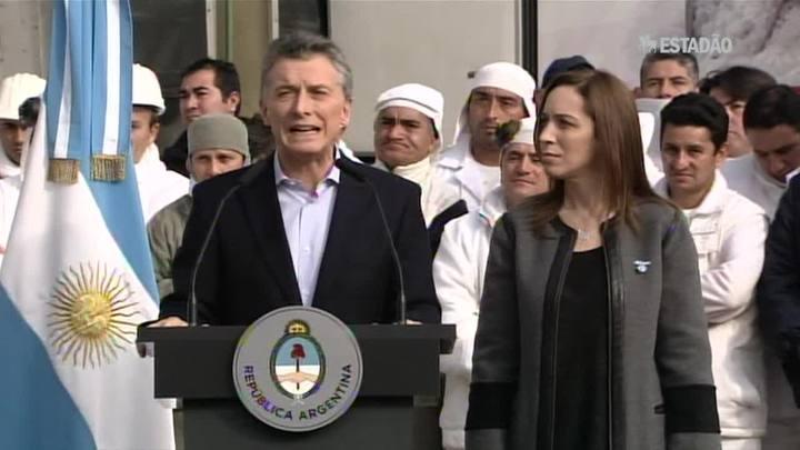 Macri veta lei antidemissões aprovada pelo Congresso