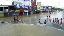 Chuvas deixam mais de 100 mortos no Sri Lanka