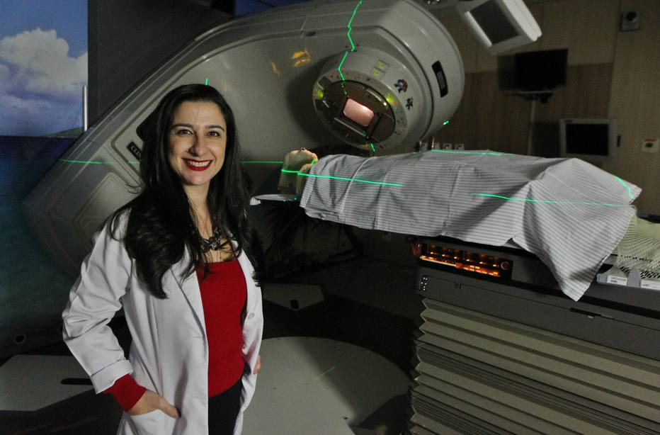Hospital testa técnica inovadora para câncer