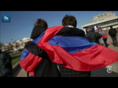 """A """"russificação"""" da Crimeia"""
