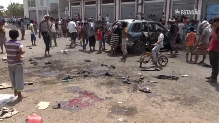 Atentados no Iêmen mantam 41 militares
