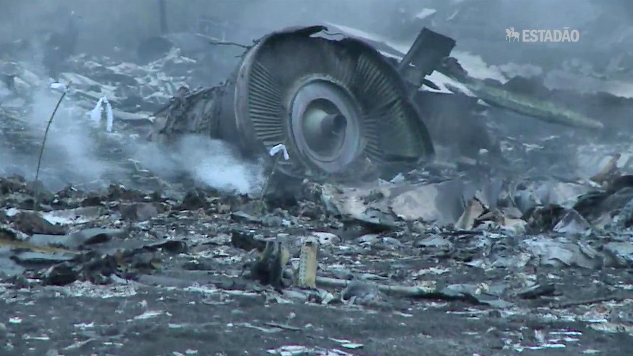Retrospectiva 2014: o ano dos acidentes aéreos