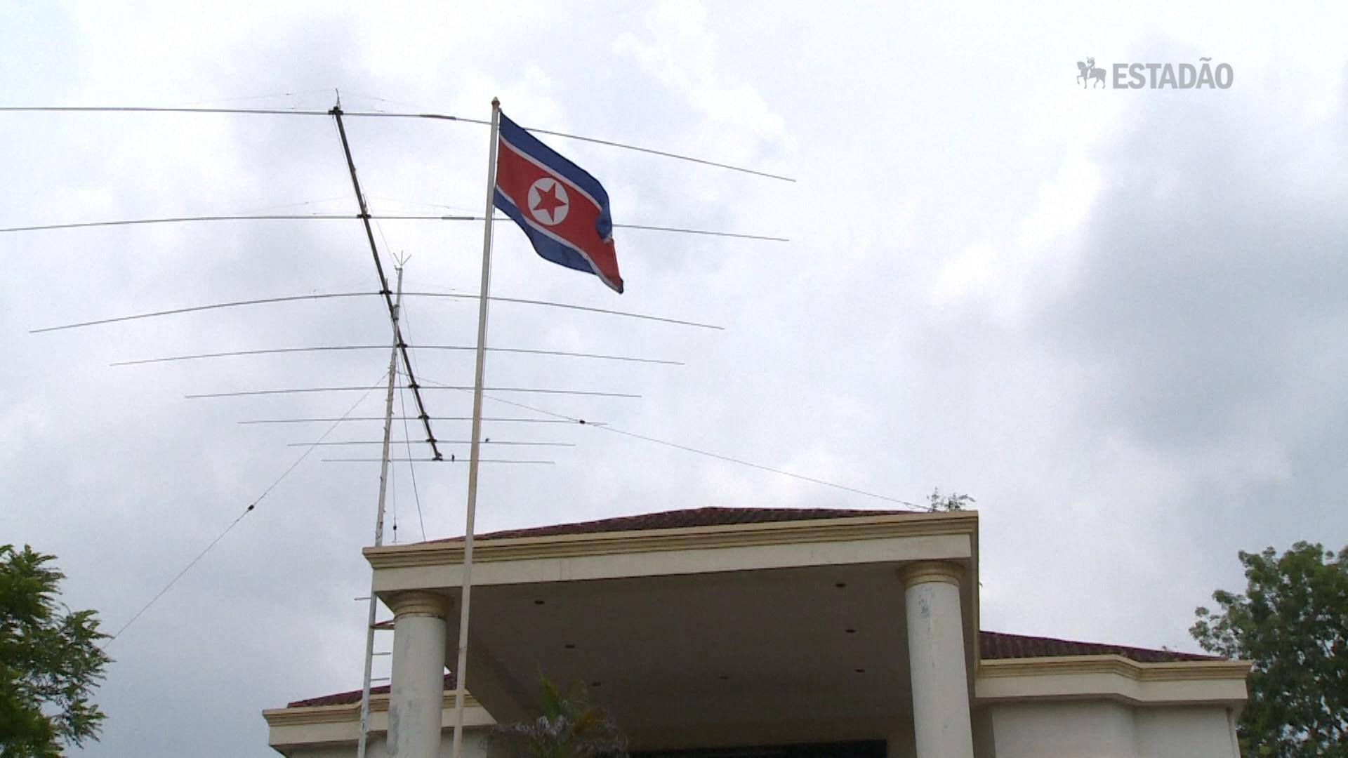 Coreia do Norte proíbe saída de malaios