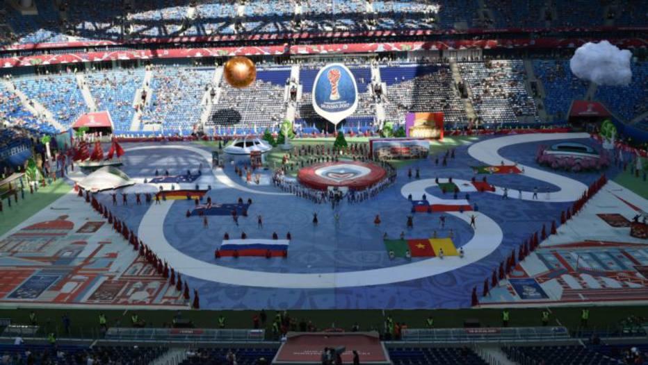 Russos ainda estão indiferentes com a Copa das Confederações