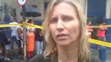 'Quando olhamos não tinha mais nada, tinha caído tudo', diz vítima de explosão