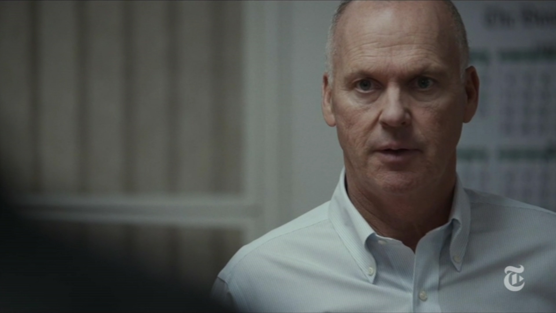 Michael Keaton fala sobre seu novo filme
