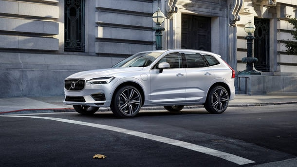 Volvo na Techno Classica 2017