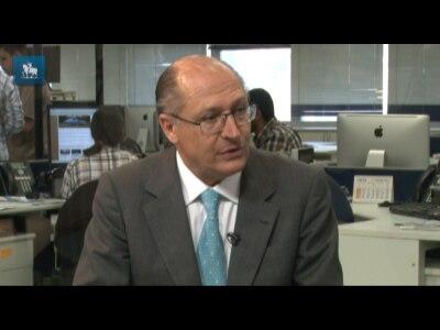 Geraldo Alckmin não descarta a extinção de outras secretarias ou fundações