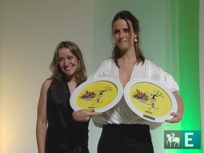 Prêmio Paladar 2010: Melhor prato vegetariano e melhor peixe e frutos do mar