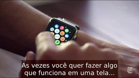 O Apple Watch poderá substituir os celulares?