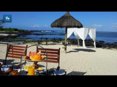 Cenário paradisíaco no mix cultural de Maurício