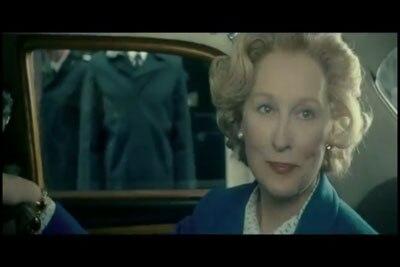 """Veja trailer de """" A Dama de Ferro"""""""