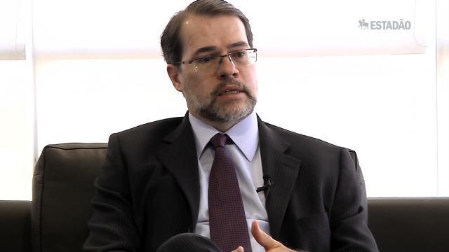 Toffoli fala sobre regulação da campanha eleitoral nas redes sociais