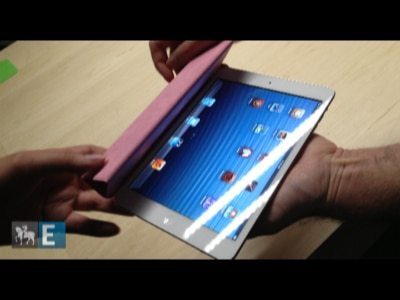 Apple apresenta iPad mini