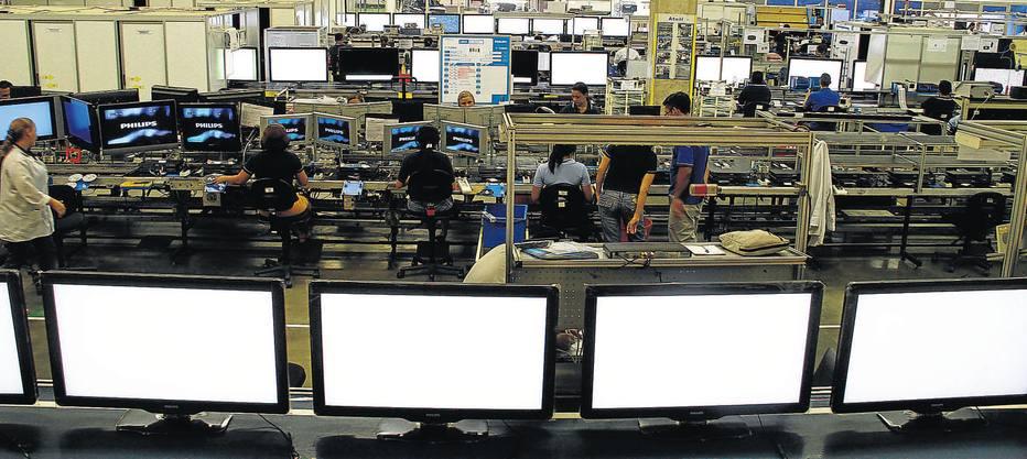 Fábrica eletrônicos Zona Franca de Manaus