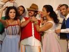 O grupo CantaVento apresenta poesisas e músicas próprias no show Barco Doido. Apresentações nos dias 5, 6 e 7 de setembro. Entrada grátis.