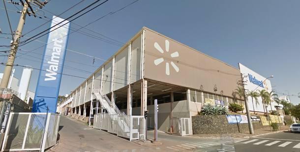 Walmart em Rio Preto