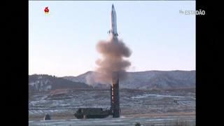 ONU condena disparo de míssil norte-coreano