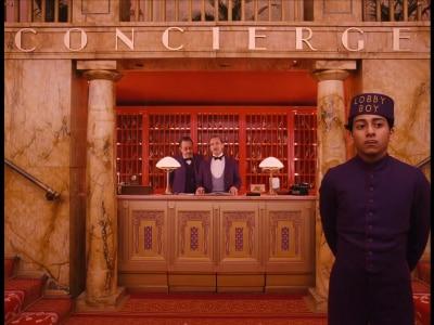 """Wes Anderson chega à sua melhor forma com """"O Grande Hotel Budapeste"""""""