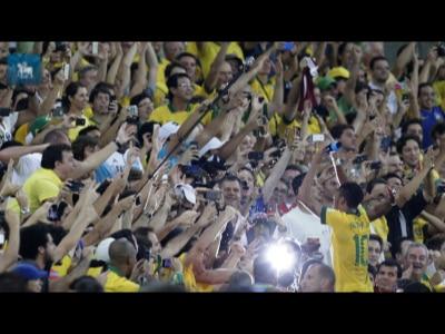O Brasil entra na reta final de preparação da Copa