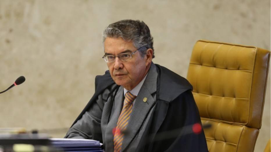 O ministro do Supremo Tribunal Federal (STF) Marco Aurélio Mello