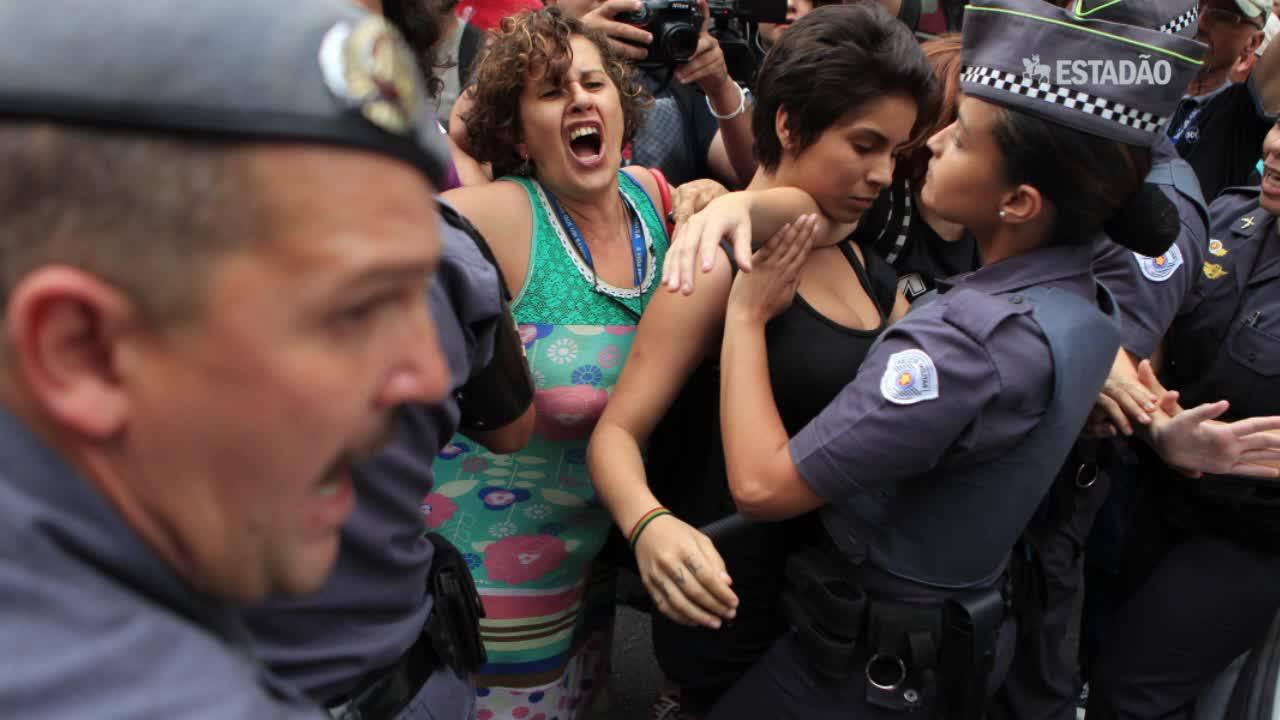 Ocupações recriam movimento estudantil em São Paulo