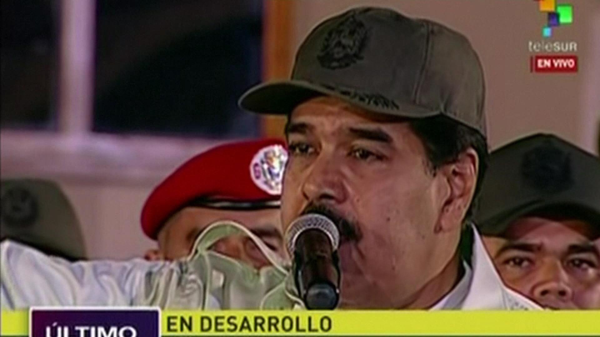 Venezuela em crise institucional