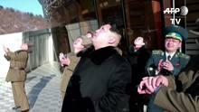 Coreia do Norte simula ataques nucleares