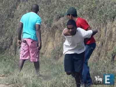 Reportagem evita ação violenta em Lorena, SP