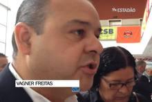 CUT vai para a rua defender mandato de Dilma, diz Vagner Freitas