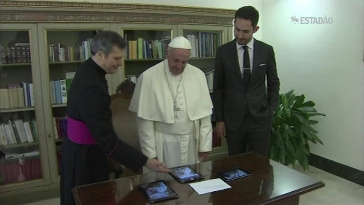 Papa Francisco entra para o Instagram