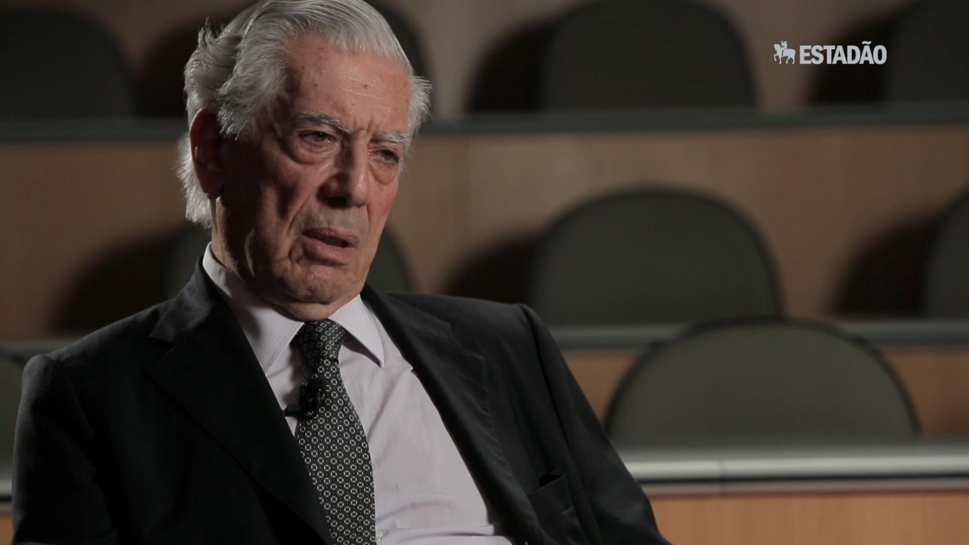 Vargas Llosa: 'Nada estanca mais a sociedade do que o conformismo'