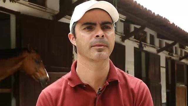 """Rodrigo Pessoa: """"A história do cavalo no Rio é na Hípica, no Jockey"""""""