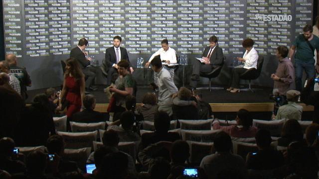 Candidatos à Presidência participam das Entrevistas Estadão