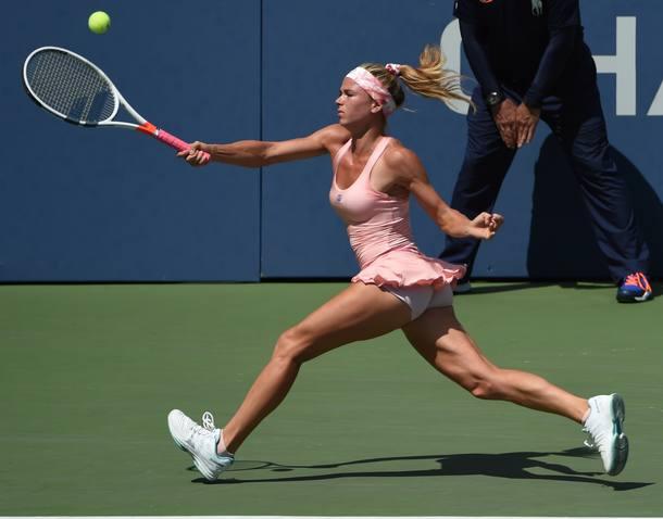 Partidas femininas do Grand Slam US Open