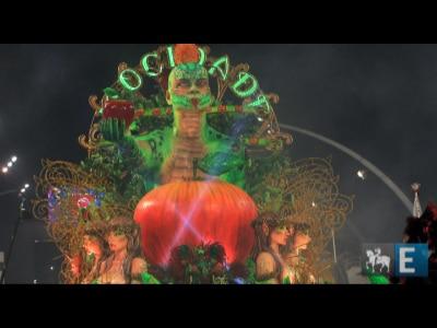 Vila Isabel e Mocidade Alegre são as grandes campeãs do carnaval
